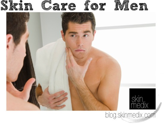 Men's Skin Care Issues