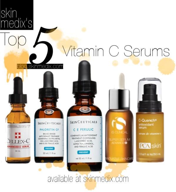 Top 5 Vitamin C Serums