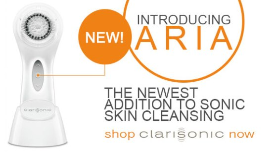 ARIA by Clarisonic - Now available at SkinMedix.com!