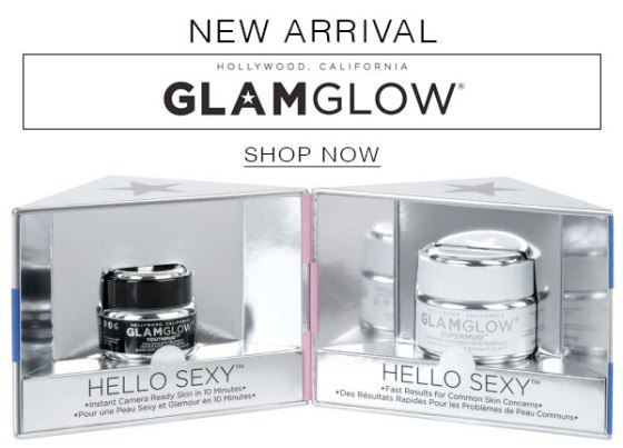 GLAMGLOW - Now Available at SkinMedix