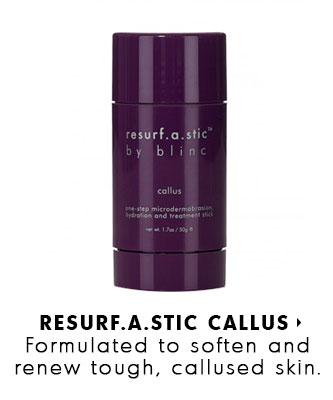 resurf.a.stic callus - available at SkinMedix