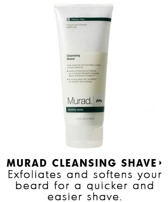 Murad Cleansing Shave - available at SkinMedix
