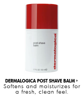 Dermalogica Post Shave Balm - available at SkinMedix