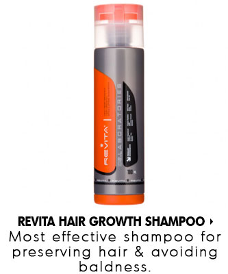 Revita High Performance Hair Growth Stimulating Shampoo - available at SkinMedix