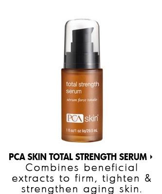 PCA Skin Total Strength Serum - available at SkinMedix